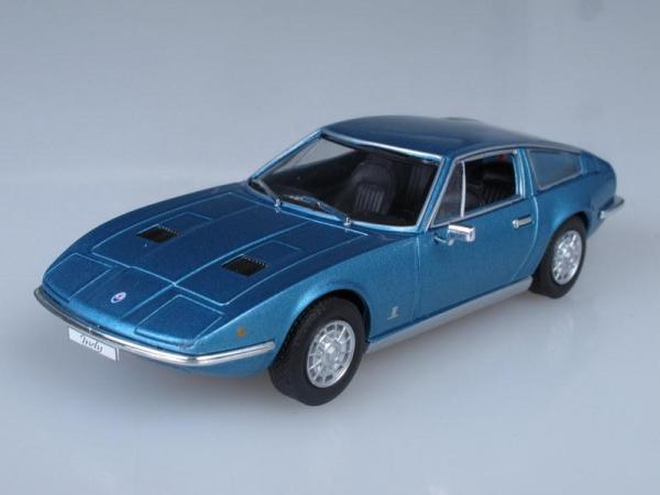 """Изображение модели Maserati Indy журнала """"Суперкары. Лучшие автомобили мира"""""""