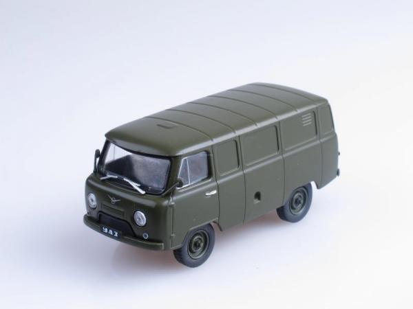 """Изображение модели УАЗ-451М журнала """"Автолегенды СССР"""""""