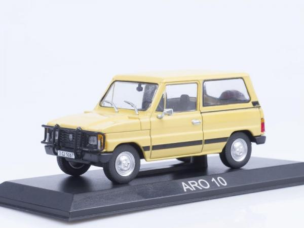 """Изображение модели ARO 10 журнала """"Автолегенды СССР"""""""