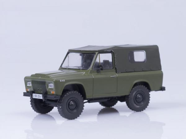 """Изображение модели ARO 240 журнала """"Автолегенды СССР"""""""