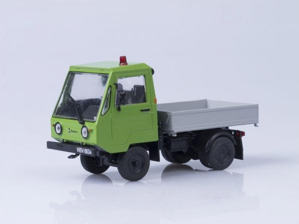 """Изображение модели Multicar 25 журнала """"Автолегенды СССР"""""""