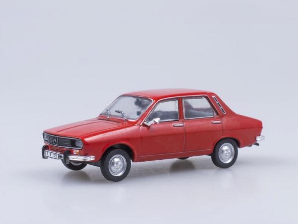 """Изображение модели Dacia 1300/1310 журнала """"Автолегенды СССР"""""""