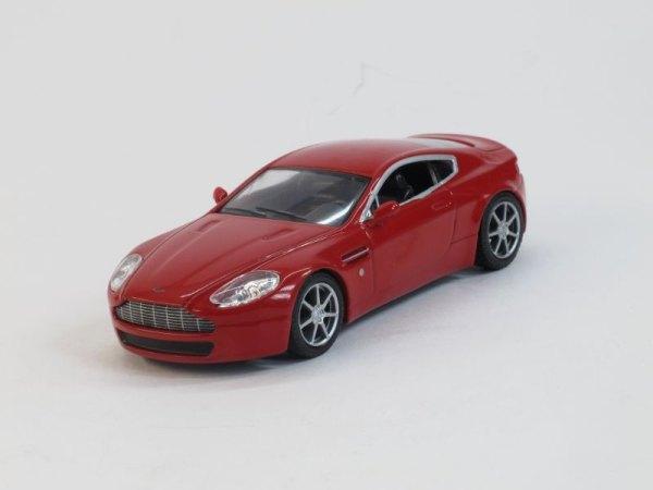 """Изображение модели Aston Martin AM V8 журнала """"Суперкары. Лучшие автомобили мира"""""""