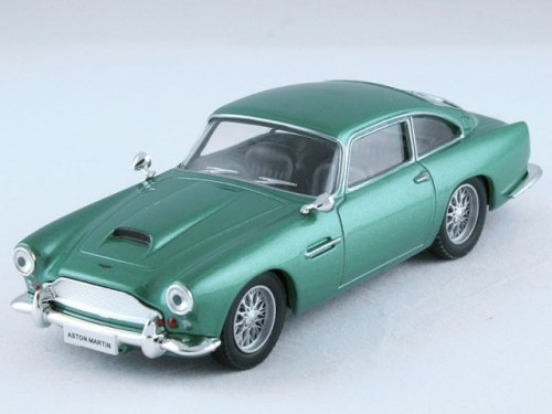 """Изображение модели Aston Martin DB4 Coupe журнала """"Суперкары. Лучшие автомобили мира"""""""