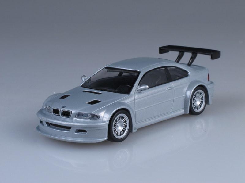 """Изображение модели BMW M3 GTR журнала """"Суперкары. Лучшие автомобили мира"""""""