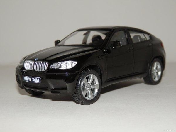 """Изображение модели BMW X6 M журнала """"Суперкары. Лучшие автомобили мира"""""""