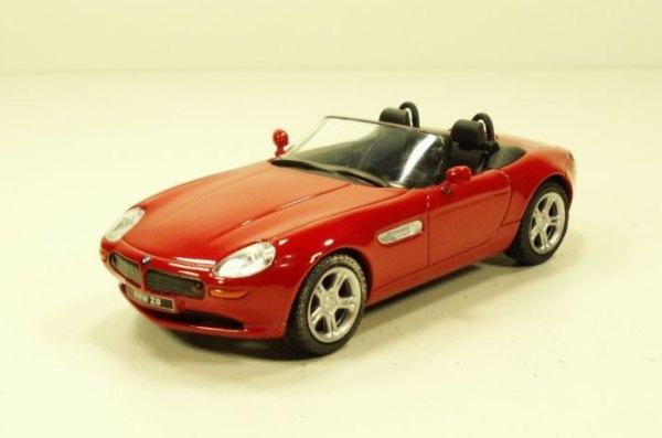 """Изображение модели BMW Z8 журнала """"Суперкары. Лучшие автомобили мира"""""""