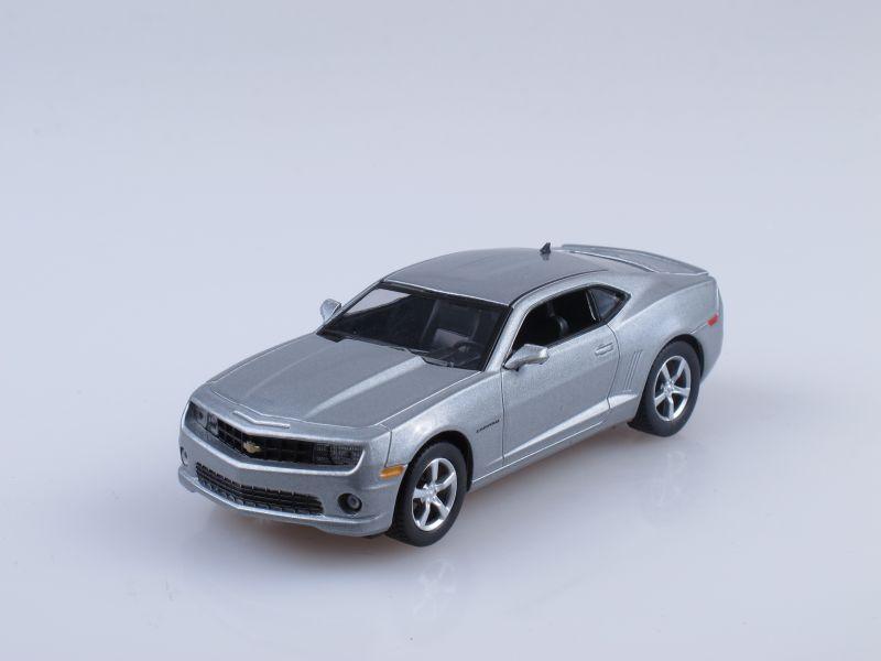 """Изображение модели Chevrolet Camaro SS журнала """"Суперкары. Лучшие автомобили мира"""""""