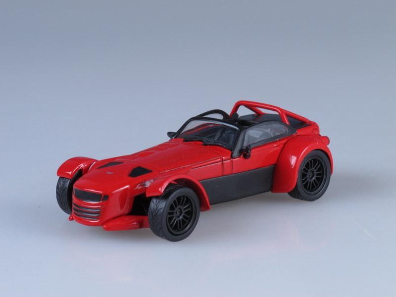 """Изображение модели Donkervoort D8 GTO журнала """"Суперкары. Лучшие автомобили мира"""""""