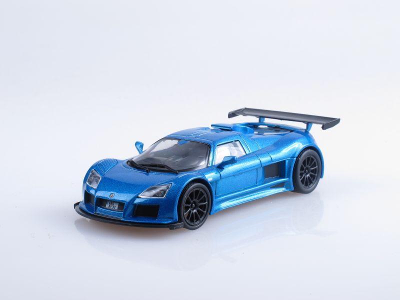 """Изображение модели Gumpert Apollo журнала """"Суперкары. Лучшие автомобили мира"""""""