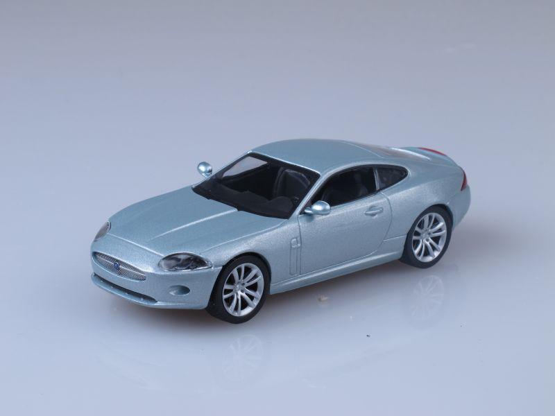 """Изображение модели Jaguar XK Coupe журнала """"Суперкары. Лучшие автомобили мира"""""""