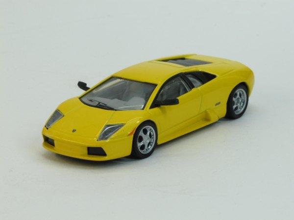 """Изображение модели Lamborghini Murcielago журнала """"Суперкары. Лучшие автомобили мира"""""""