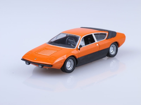 """Изображение модели Lamborghini Urraco журнала """"Суперкары. Лучшие автомобили мира"""""""