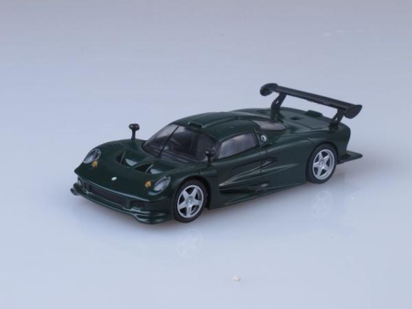 """Изображение модели Lotus Elise GT1 журнала """"Суперкары. Лучшие автомобили мира"""""""