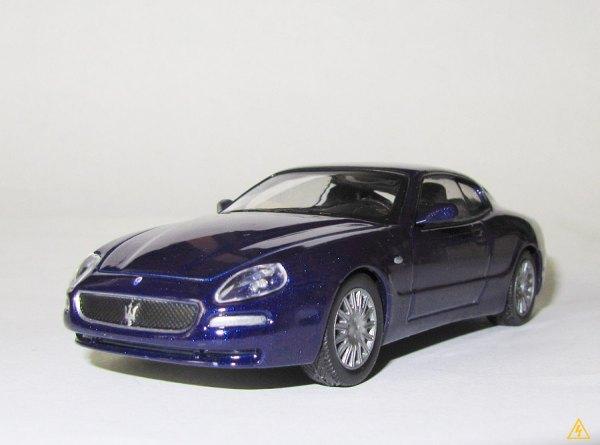 """Изображение модели Maserati Coupe журнала """"Суперкары. Лучшие автомобили мира"""""""