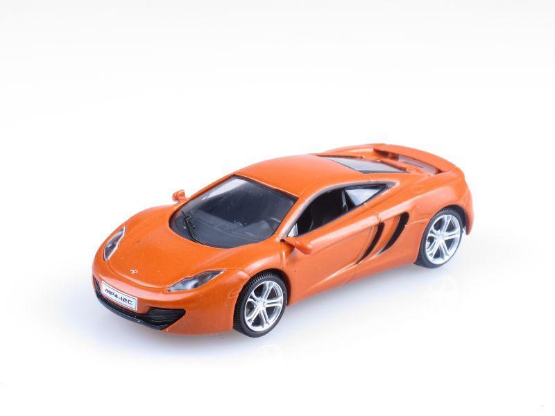 """Изображение модели McLaren MP4-12C журнала """"Суперкары. Лучшие автомобили мира"""""""