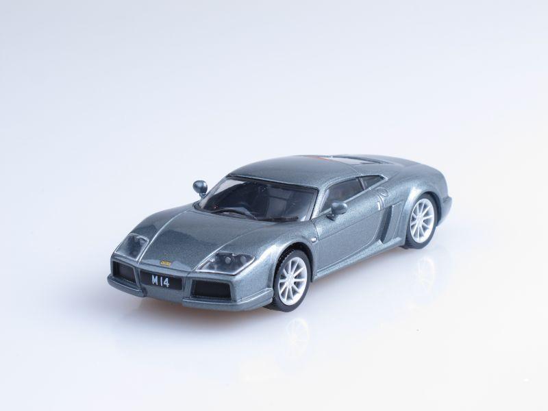 """Изображение модели Noble M14 журнала """"Суперкары. Лучшие автомобили мира"""""""