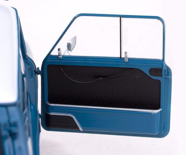 1960 Morris Mini van – RAC (Sunstar) [1960г., Сине-Белый, 1:12]