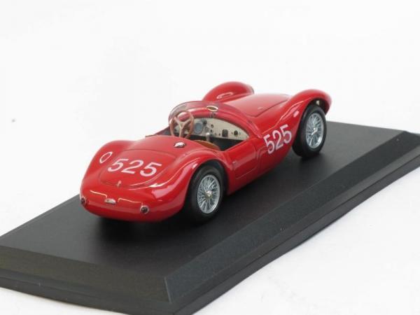 MASERATI A6GCS №525 (Mille Miglia) [1954г., Красный, 1:43]