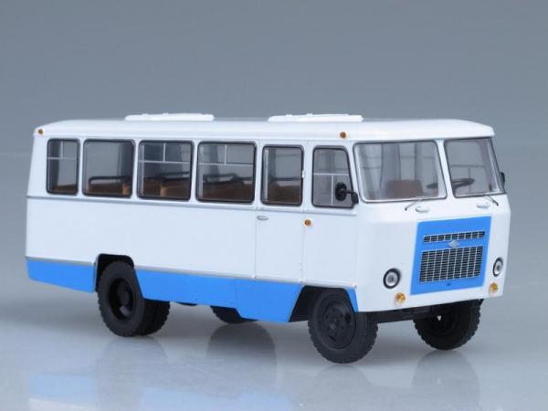 Кубань-Г1А1-02 (Start Scale Models (SSM)) [1975г., Бело-голубой, 1:43]