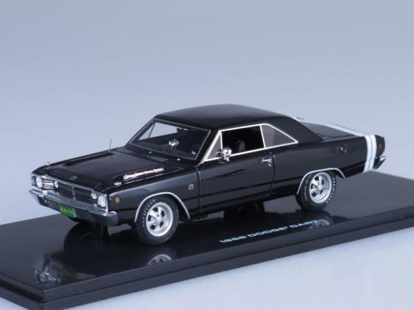Dodge Dart GTS (Highway 61) [1968г., Черный, 1:43]