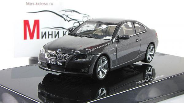BMW 3-SERIES COUPE (Autoart) [2005г., Серый, 1:43]