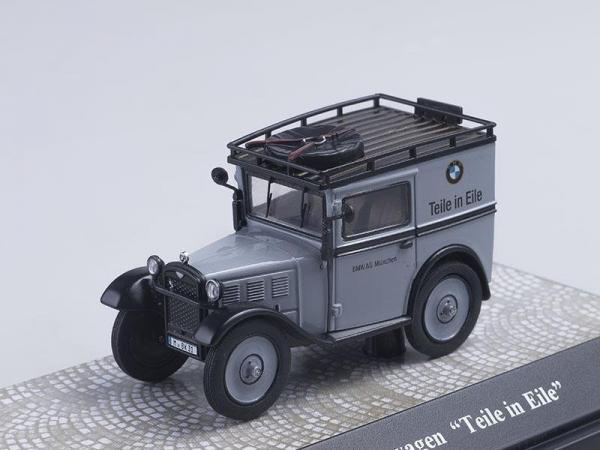 BMW Dixi (PREMIUM CLASSIXXS) [1930г., Серый, 1:43]