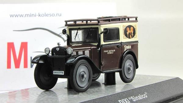 BMW Dixi (PREMIUM CLASSIXXS) [1930г., Коричневый, 1:43]