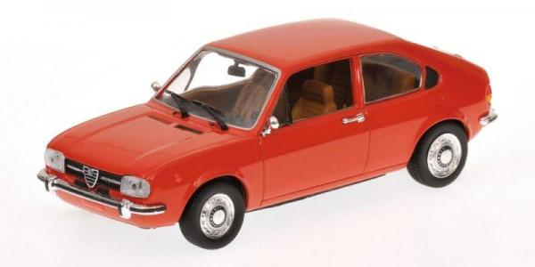 Alfa Romeo Alfasud (Minichamps) [1972г., Красный, 1:43]