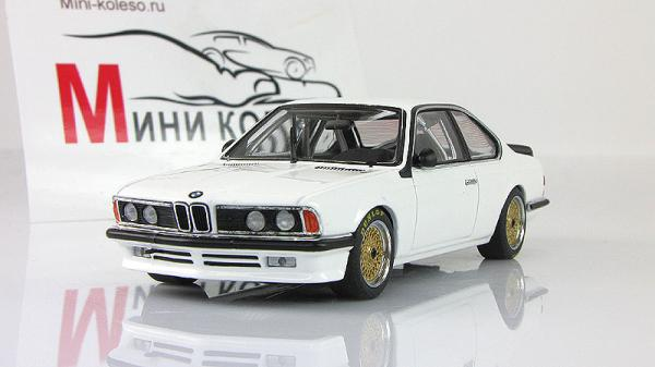 BMW 635 CSi Plain Body Version (Autoart) [1983г., Белый, 1:43]