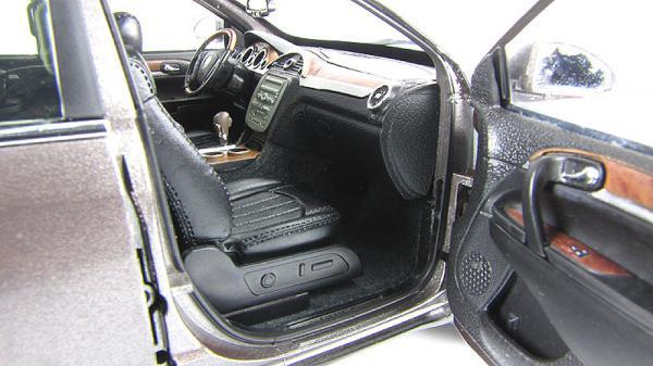Buick Enclave SUV (CDM Models) [2008г., Золотистый, 1:18]