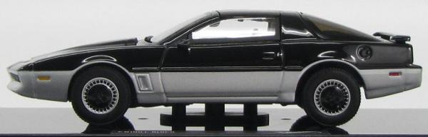 "Pontiac Trans-AM ""Knight Rider"" (Elite) [1982г., Черный, серебристый, 1:43]"