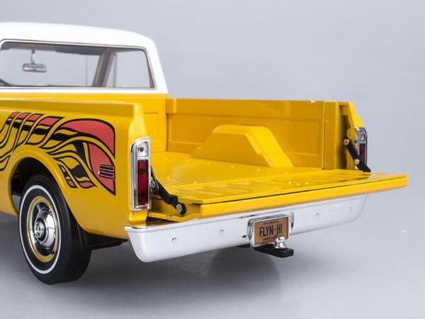 Chevrolet Fleetside Pick Up (Highway 61) [1972г., Желтый, 1:43]