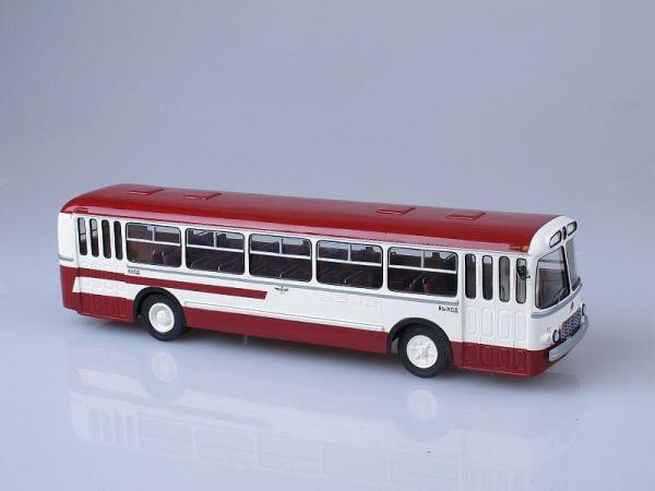 ЗИУ 6-2М (Vector-Models) [1969г., Белый, вишневый, 1:43]