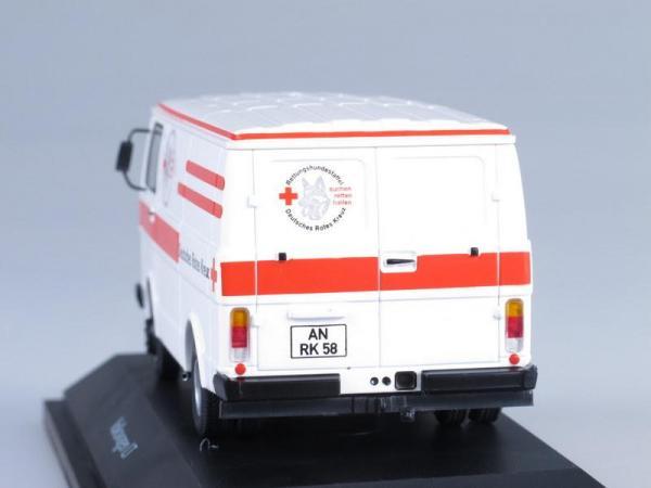 "Volkswagen LT ""Hunderettungsstaffel"" (Schuco) [1975г., Белый, 1:43]"