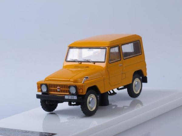 Москвич-2150 (Prommodel43) [1973г., Оранжевый, 1:43]