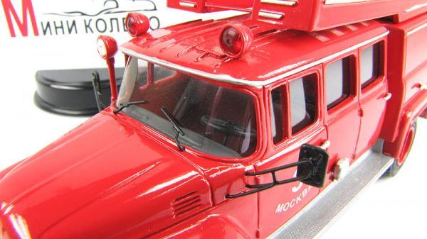 ЗИЛ-130 АНР-40 (ALF) [1962г., Красный, 1:43]