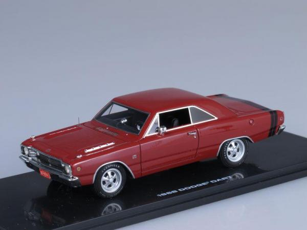 Dodge Dart GTS (Highway 61) [1968г., Бардовый, 1:43]