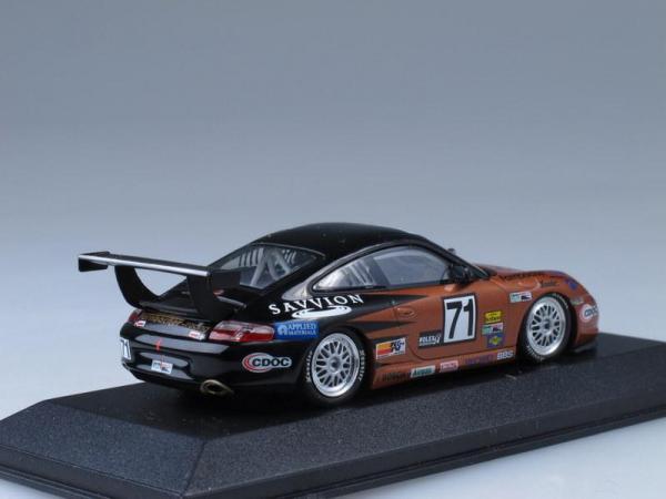 Porsche 911 GT3 Cup Henzler/Farnbacher/Price/Ehret (Minichamps) [2005г., Коричневый, черный, 1:43]