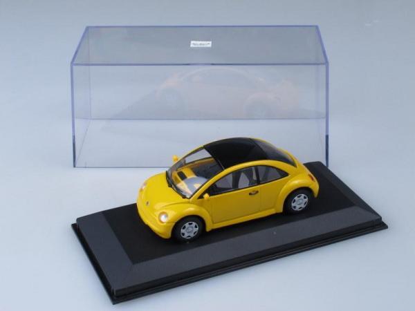 Volkswagen Concept Car Saloon (Minichamps) [1994г., Желтый, 1:43]