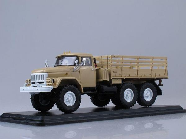 ЗИЛ-131 бортовой, Автоэкспорт (Start Scale Models (SSM)) [1967г., Песочный, 1:43]