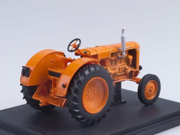 Vendeuvre Super GG70 (Altaya) [1956г., Оранжевый, 1:43]