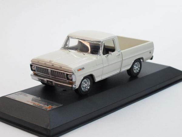 FORD F100 pick-up (Premium X) [1979г., Белый, 1:43]