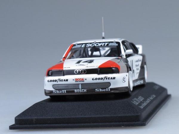 Audi 200 quattro Trans-Am Weekend Cleveland (Minichamps) [1979г., Белый, черный, 1:43]