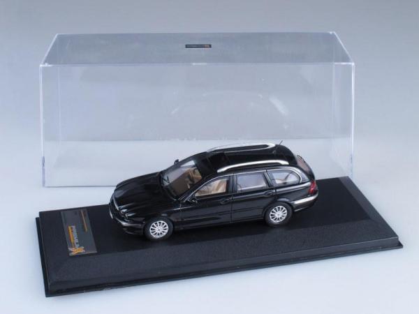 JAGUAR X-TYPE Wagon (Premium X) [2004г., Черный, 1:43]