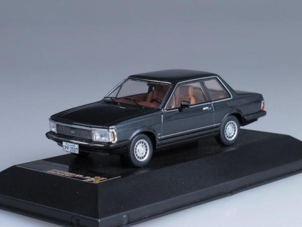 "FORD DEL REY ""OURO"" (Premium X) [1982г., Серый, 1:43]"