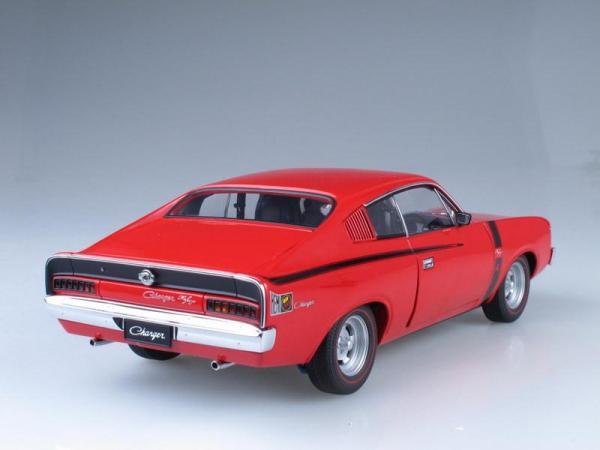 Chrysler Charger E49 (Autoart) [1968г., Красный, 1:18]