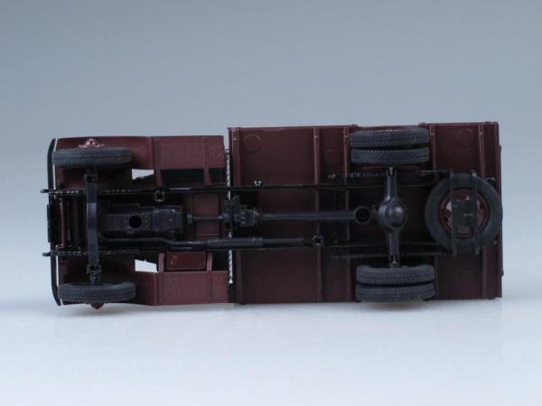 ЯГ-5 (Наш Автопром) [1934г., Бордовый, 1:43]