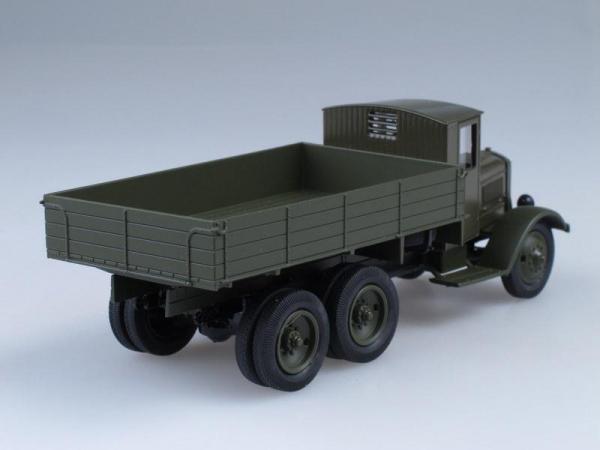 ЯГ-10 (Наш Автопром) [1932г., Темно-оливковый, 1:43]