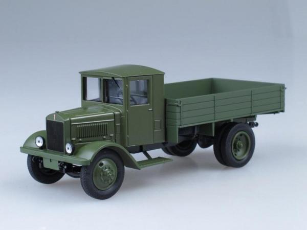 ЯГ-6 (Наш Автопром) [1936г., Светло-оливковый, 1:43]